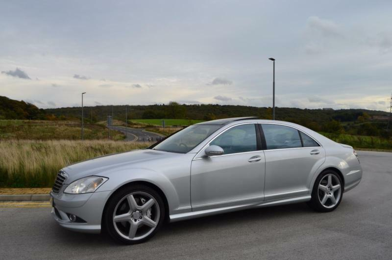 MERCEDES S600L, 2006 06 PLATE, **HUGE SPEC** LOW MILES*