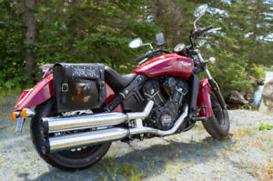 2016 Indian Scout 60 Motorcycle - Low Mileage