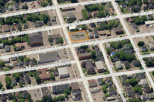 Ideal Location for Business & Condo/Apartments - 109'x119'