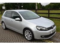 Volkswagen Golf GT TDi 5dr DIESEL MANUAL 2010/10