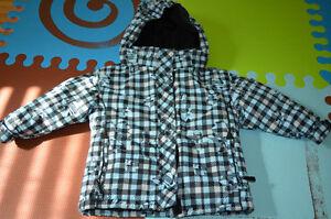 Late autumn/winter jacket (4 years)
