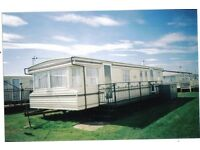 6/8 CARAVAN FOR HIRE CHAPEL ST LEONARDS