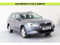 2010 SKODA OCTAVIA 1.9 TDI PD 5DR 4X4 ESTATE 1 OWNER WITH A SKODA HISTORY