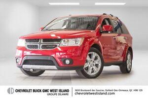 2014 Dodge Journey 7 passagers AWD**cuir**toit**navigation**