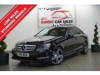 2011 61 MERCEDES-BENZ C CLASS 3.0 C350 CDI BLUEEFFICIENCY SPORT ED125 4D AUTO 26