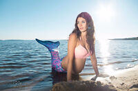 Have you dreamed of being a mermaid...