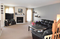 Townhome in Chapman Mills, Barrhaven from April/May