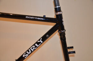 Cross Check Frame Set by Surly