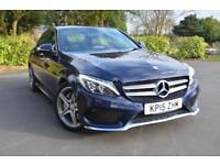 Mercedes C250 BLUETEC AMG LINE PREMIUM