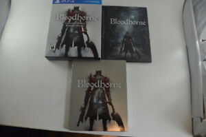 Bloodborne Collector's Limited Edition Playstation 4