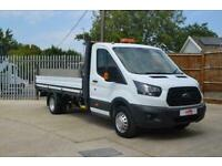 2017 FORD Transit 2.0 350 Euro 6 L4 Extended Frame Dropside 130ps - Tail Lift DI