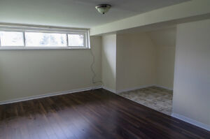 2 Bedroom Basement apartment in Newmarket from July