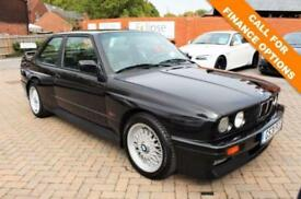 1990 G BMW M3 2.3 M3 2D 200 BHP AK05 EURO SPEC E30 3 OWNERS FROM NEW