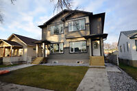 BLOCKS from Whyte Ave/ Brand New 3 Bed / 2.5 Bath