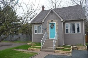 1 l/2 Story stucco home is a great home for a young family