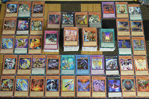 540 Yu-Gi-Oh Card Lot - Or 50/100 Packs - Rare, Strong, 1st  Ed.