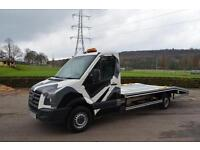 VW CRAFTER RECOVERY TRUCK, 2008 58 PLATE