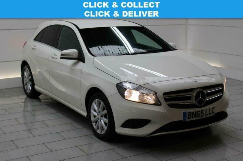 2015 Mercedes-Benz A-CLASS 1.5 A180 CDI SE 7G-DCT Auto (EU6) Hatchback Diesel Se