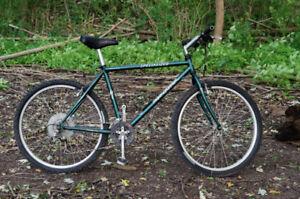 1995 Specialized Rockhopper Ultra Mountain Bike