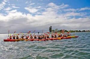 Kayaking Near Brisbane Cleveland Redland Area Preview