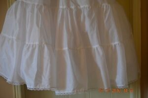 full slip for your wedding gown London Ontario image 2