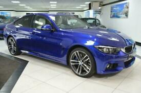 image for 2018 18 BMW 4 SERIES 3.0 435D XDRIVE M SPORT GRAN COUPE 4D AUTO 309 BHP DIESEL