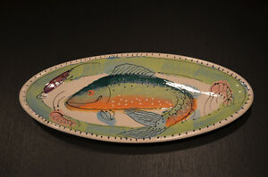 Fish Serving Platter Edmonton Edmonton Area image 1