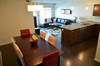 OPEN HOUSE TODAY 2-4PM; 2 bed,  2 bath Bridgwater condo