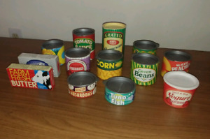 Toy Food for Kitchen