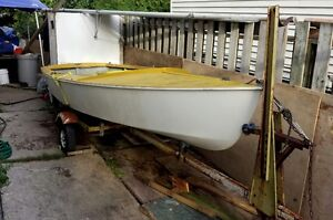 Sailboat, 15-Feet, WHIT TRAILER FOR SALE