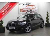 2012 12 BMW 1 SERIES 1.6 116I SE 5D 135 BHP