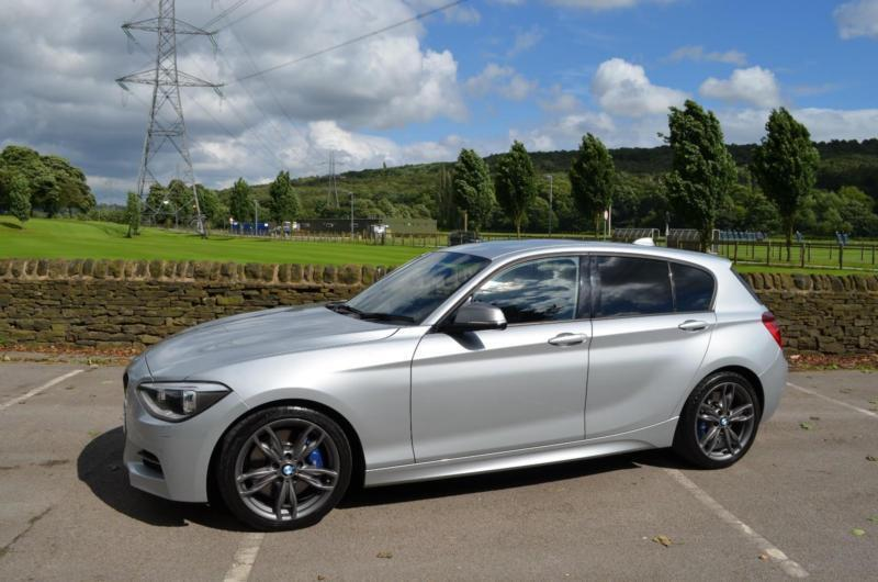 Bmw M1 3 0 M135i Sport Hatch Auto 2013 13 Plate In