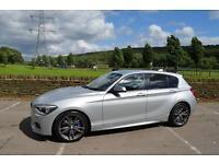 BMW M1 3.0 M135i SPORT HATCH AUTO 2013 13 PLATE