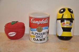 Alphabet Dice Game, Appletters, ABC match game