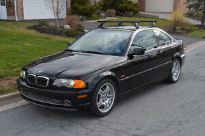 2001 BMW 330ci Coupe (M-package)