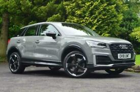 image for 2018 Audi Q2 2.0 TDI Edition 1 S Tronic quattro (s/s) 5dr SUV Diesel Automatic