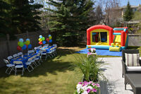 Calgary Party Rental - Inflatable Bounce House for Rent