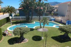 Condo for rent in Denia, Costa Blanca, Spain