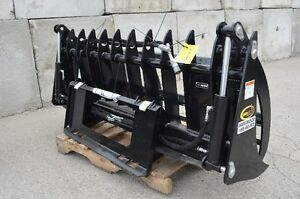 Skid Steer Grapples Best on the Market  in Stock today Cambridge Kitchener Area image 5