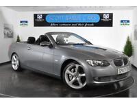 2007 BMW 3 SERIES 335I SE CONVERTIBLE PETROL