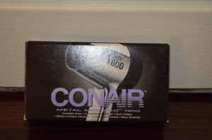 Conair Metal Mini Pro 1600 Hair Dryer