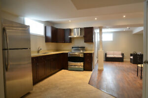 2 bedroom Basement apartment available for rent from April 1st