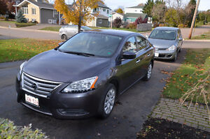 2013 Nissan Sentra Sedan - LOW KILOMETERS,WARRANTY
