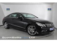 2009 59 MERCEDES-BENZ E CLASS 3.5 E350 CGI BLUEEFFICIENCY SPORT 2D AUTO 292 BHP