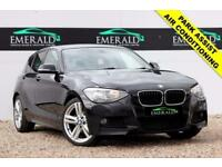 2013 63 BMW 1 SERIES 2.0 116D M SPORT 5D 114 BHP DIESEL