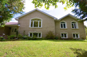 HOBBY FARM with IN-LAW SUITE in the OTTAWA SOUTH END!