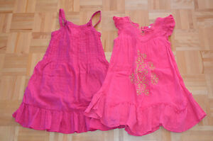 Robes fille 4 ans