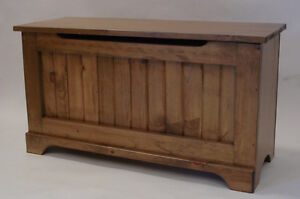 Handmade Solid Wood Engraved Toy Chests- SHOP LOCAL THIS YEAR London Ontario image 7