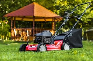 Looking for a good used lawnmover