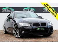 2011 61 BMW 3 SERIES 2.0 318I M SPORT 2D 141 BHP